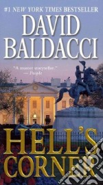 Hell's Corner libro in lingua di Baldacci David