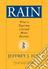 Rain libro str