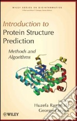 Introduction to Protein Structure Prediction libro in lingua di Rangwala Huzefa (EDT), Karypis George (EDT)