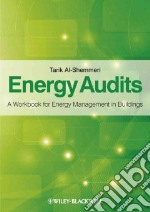 Energy Audits libro in lingua di Al-shemmeri Tarik
