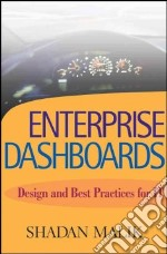 Enterprise Dashboards libro in lingua di Malik Shadan