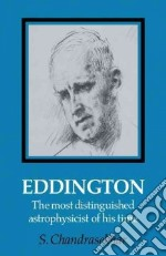 Eddington libro in lingua di Chandrasekhar S.