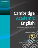 Cambridge Academic English C1 Advanced Student's Book libro in lingua di Martin Hewings