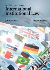 Introduction to International Institutional Law