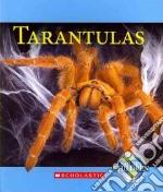 Tarantulas libro in lingua di Franchino Vicky