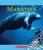 Manatees libro in lingua di Marsico Katie