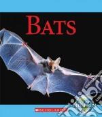 Bats libro in lingua di Zeiger Jennifer