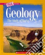 Geology libro in lingua di Gray Susan Heinrichs