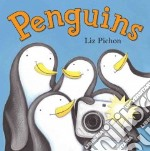 Penguins libro in lingua di Pichon Liz