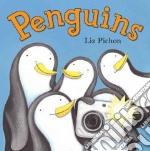 Penguins libro in lingua di Pichon Liz