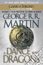 A Dance With Dragons libro in lingua di Martin George R. R.