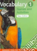 Vocabulary Games and Activities 1 libro in lingua di Watcyn-Jones Peter