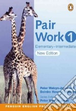 Pair Work 1 libro in lingua di Flinders Steve, Sweeney Simon