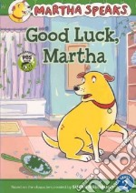 Good Luck, Martha libro in lingua di Barss Karen (ADP)