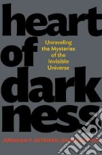 Heart of Darkness libro in lingua di Ostriker Jeremiah P., Mitton Simon