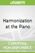 Harmonization at the Piano