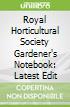 Royal Horticultural Society Gardener's Notebook: Latest Edit