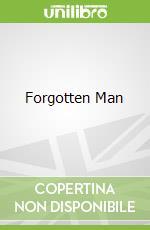 Forgotten Man libro in lingua di Amity Shlaes