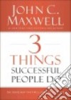 3 Things Successful People Do libro str