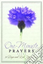 One-Minute Prayers libro in lingua di Lyda Hope