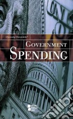 Government Spending libro in lingua di Young Mitchell (EDT)