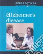 Alzheimer's Disease libro in lingua di Lerner Adrienne Wilmoth (EDT), Lerner Alicia Cafferty (EDT)