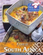 Foods of South Africa libro in lingua di Sheen Barbara