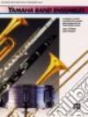Yamaha Band Ensembles, Book 3 (Piano Accompaniment/ Conductor's Score) libro str