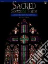 Sacred Songs and Solos, Book 1 libro str