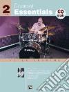 Drumset Essentials libro str