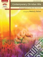 Contemporary Christian Hits libro in lingua di Bober Melody (ADP)