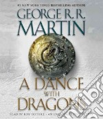 A Dance With Dragons (CD Audiobook) libro in lingua di Martin George R. R., Dotrice Roy (NRT)