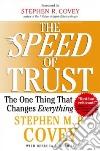 The Speed of Trust libro str