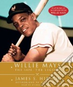Willie Mays (CD Audiobook) libro in lingua di Hirsch James S., Boatman Michael (NRT)