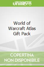 World of Warcraft Atlas Gift Pack libro in lingua