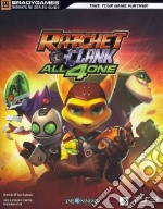 Ratchet & Clank All 4 One Signature Series Guide libro in lingua