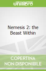 Nemesis 2: the Beast Within libro in lingua di Catherine MacPhail