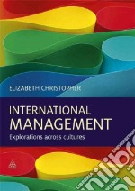 International Management libro in lingua di Christopher Elizabeth
