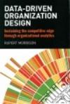 Data-Driven Organization Design libro str