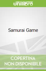 Samurai Game libro in lingua di Christine Feehan