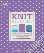 Knit Step by Step libro in lingua di Haffenden Vikki, Patmore Frederica