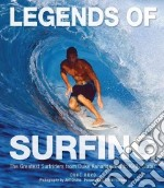 Legends of Surfing libro in lingua di Boyd Duke