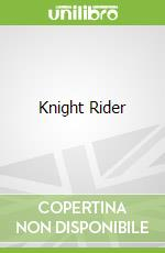 Knight Rider libro in lingua di Running Press (COR)