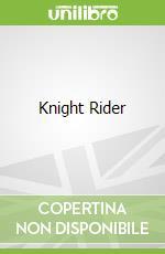 Knight Rider libro in lingua di Running Press (COR)