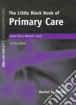 The Little Black Book of Primary Care libro in lingua di Onion Daniel K.