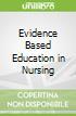 Evidence Based Education in Nursing