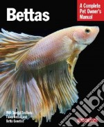 Bettas libro in lingua di Goldstein Robert J.
