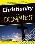 Christianity for Dummies libro in lingua di Wagner Richard, Warner Kurt (FRW)