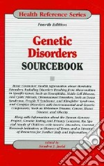 Genetic Disorders Sourcebook libro in lingua di Judd Sandra J. (EDT)