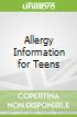 Allergy Information for Teens